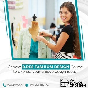 DOT School: Bachelor of Fashion designing in Chennai