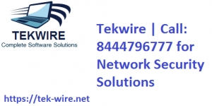 Tek Wire | 844-479-6777 | Best Network Security Solutions