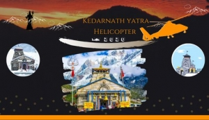 Kedarnath Tour Package by Helicopter