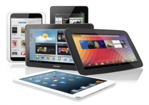 TABLETS ON RENT