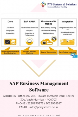 Sap Business Management Software Is Bound To Make An Impact
