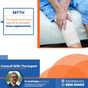 Best knee replacement surgeon in Indore, Orthopaedic surgeon
