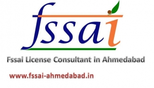 Online FSSAI license in Ahmedabad
