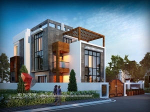 Exceptional 3D Visualization For Apartment Project.