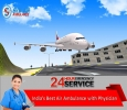 Book Right Now Emergency Air Ambulance in Varanasi at Afford