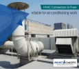 HVAC Contractors In Pune reliable for air conditioning work