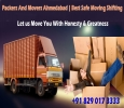Packers And Movers Ahmedabad | Get Free Quotes | Compare and