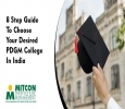 Guide to Choose Your Desire PGDM College in India