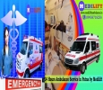 Hire the Most Creditable Ambulance Service in Gola Road