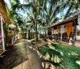 Deluxe Beach Accommodation in Ashvem Beach
