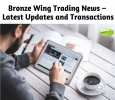 Bronze Wing Trading News – Latest Updates and Transactions