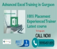Best Advanced Excel Training Course Institute in Gurgaon