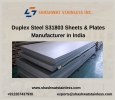 Buy Best Duplex Steel S31803 Sheets And Plates