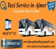 Online Cab Booking In Ajmer, Cab Booking In Ajmer