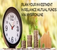 Plan Your Investment in Reliance Mutual Funds via MySIPonlin