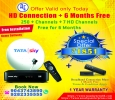 DTH New Connection | Tata Sky | 9043743890