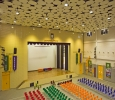 Auditorium, Play School Building Interior Design, Delhi NCR