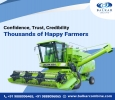 Get The Top Self Harvester Combine at Affordable Price