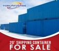 20ft Standard Container For Sale | Storage Container