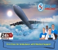 Get Low Budget Exquisite Emergency Air Ambulance Service