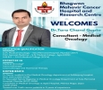 Medical oncologist in Jaipur for the best cancer treatment &