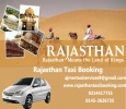 Rajasthan tour operators, Travel agents in rajasthan taxi