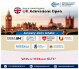 Education Consultants for UK in Bangalore, Call: +91 6364634