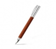 Design Fountain Pen Ambition Pearwood Brown