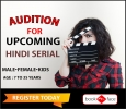 Acting Auditions For TV hindi serial casting call bookmyface