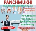 Super Fast and Easily Available Air Ambulance in Lucknow