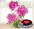Anniversary Flowers Online Delivery in India - OyeGifts