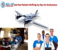 Book Immediately Trusted Air Ambulance Service in Varanasi a