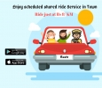 Car Sharing App | Shared Ride in Bangalore | Rostr