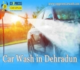 Get Professional Car wash Service in Dehradun