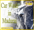 Professional Car Wash Service in Madurai