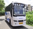 35 Seater Bus hire or rent for 36rs per KM with driver in Ma