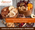 Organic Dried Fruits, Nuts & Seeds Buy Online at Best Price