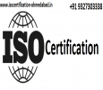 ISO certification consultancy service in Ahmedabad