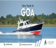 Cruise In Goa Luxury Yachts In Goa