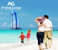Dubai Tour Packages @30 % Discount Offer -Anjna Global