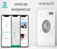 Laundry app development cost
