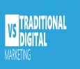 Traditional VS Digital, Strategy, Campaigns