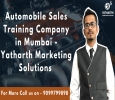 Automobile Sales Training Company in Mumbai - Yatharth Marketing Solutions