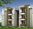 Buy Fully Furnished Ganga View 1BHK Flats in Haridwar
