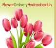 Flower Delivery in Hyderabad with Free Shipping