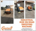 Road Sweeper for All the Cleaning Purposes