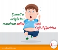 Consult a weight loss consultant online with Café Nutrition