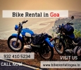 Get The Best Bike Rental in Goa By Bike Rental in Goa