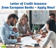 Letter of Credit Issuance from European Banks – Apply Now!