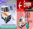 Book Medilift ICU Ambulance in Patna with the Latest Medical